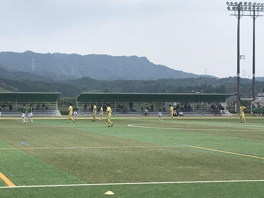 熊本県クラブユース 第2戦