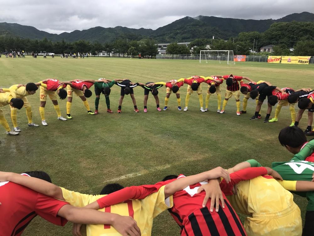 熊本県クラブユース ラウンド4