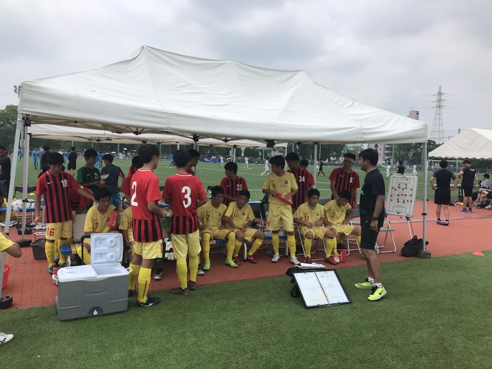 九州クラブユース ラウンド16