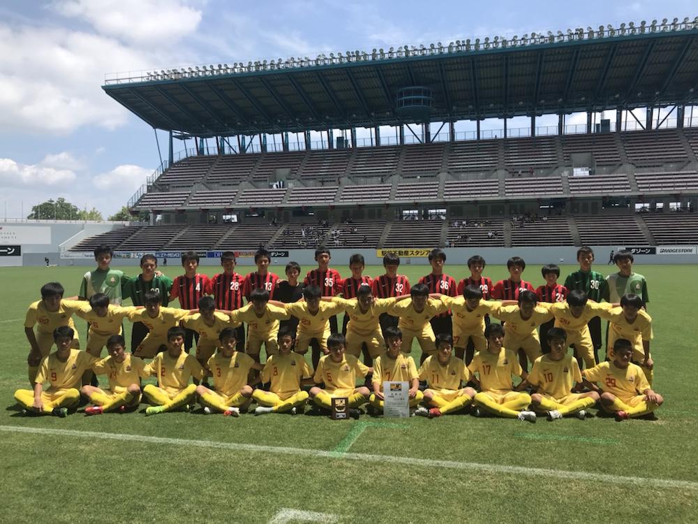 九州クラブユース 決勝戦