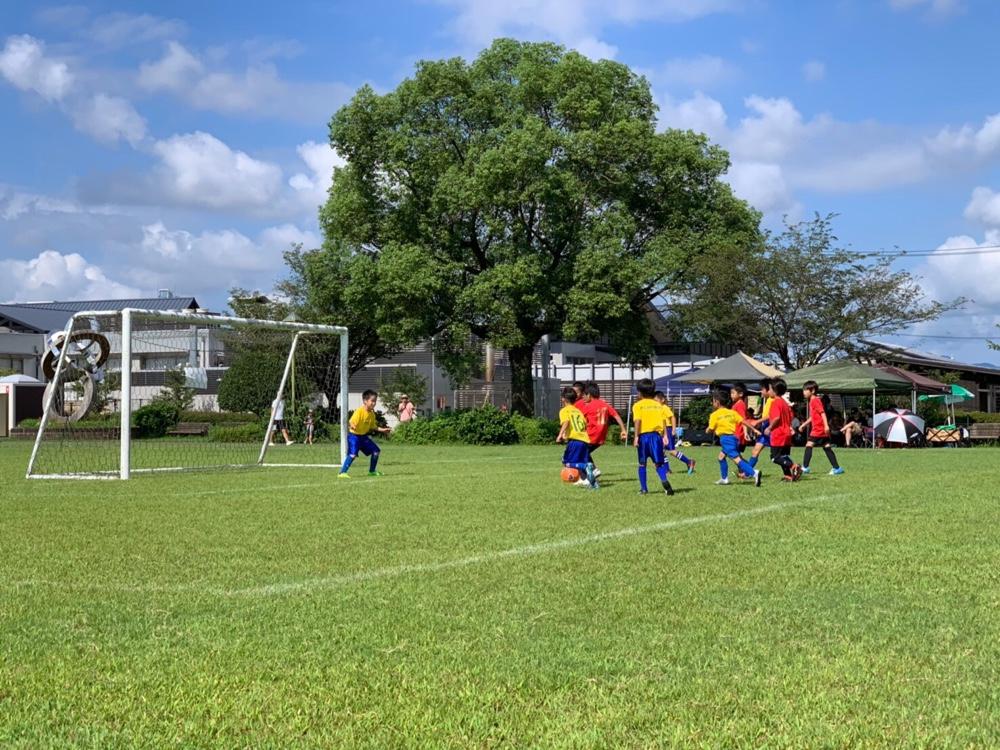 第1回 SPOG presents SORRISO CUP U8