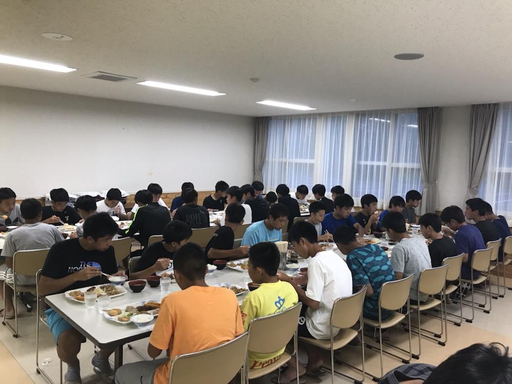 クラブユース2日目 ③