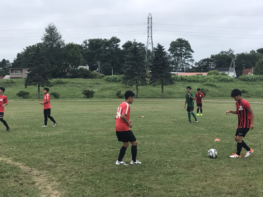 クラブユース3日目 ③